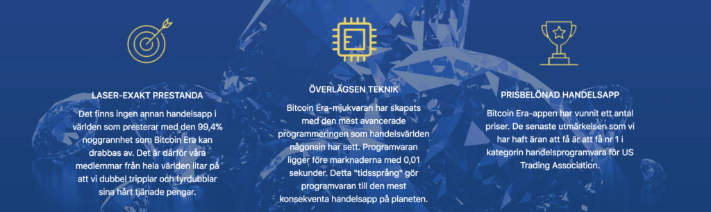 Hur Bitcoin Era fungerar