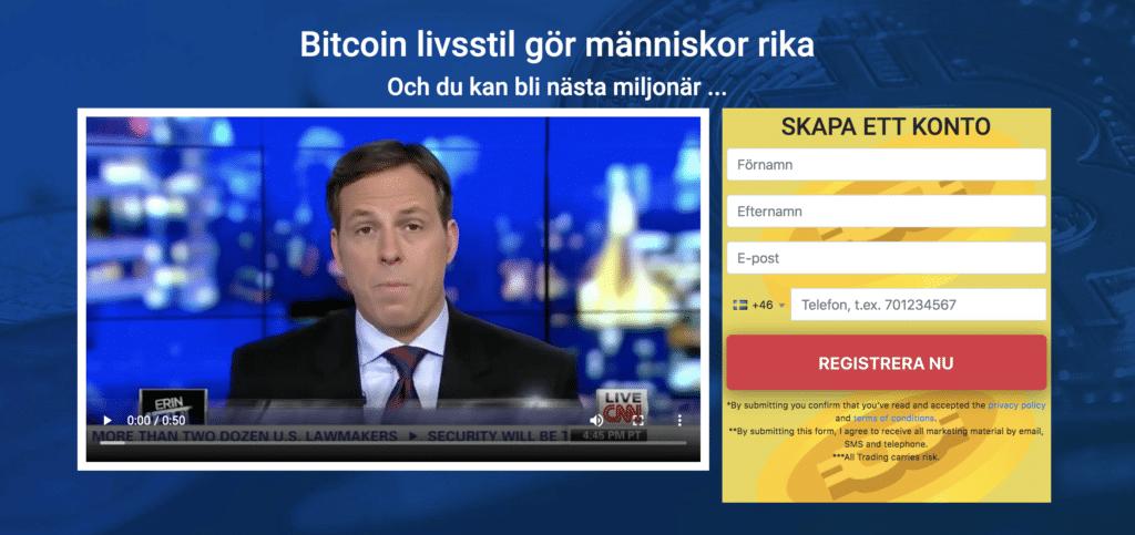 Bitcoin Pro robot