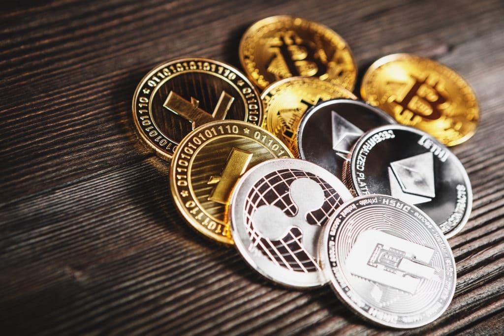 Investera i kryptovaluta