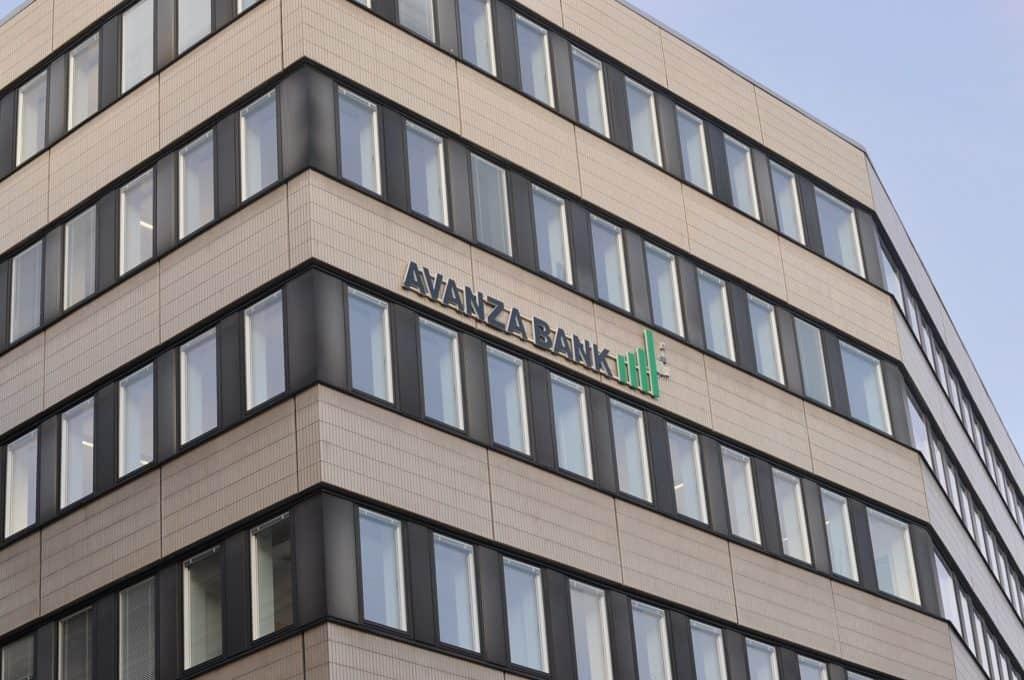 Avanza bank kontor