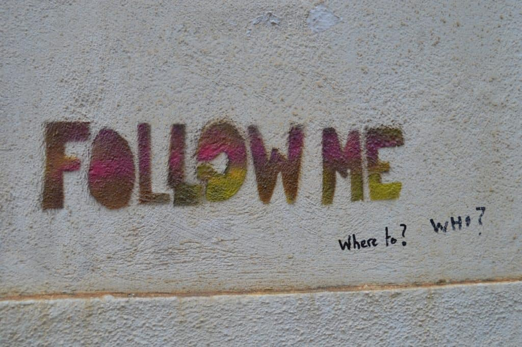 follow me rules