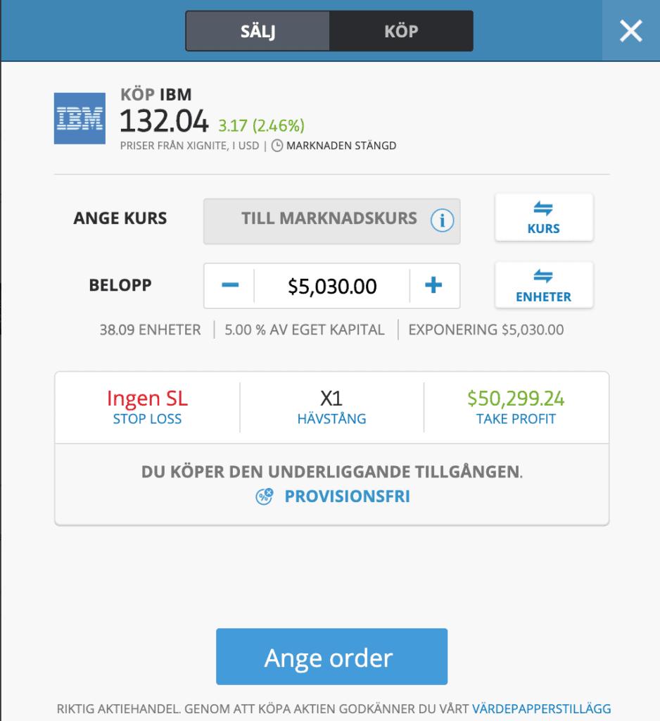 Så här investerar du i utländska aktier.