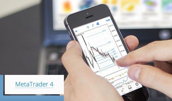 Använd Metatrader 4 som forex trading app