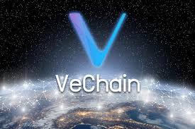 VeChain kurs