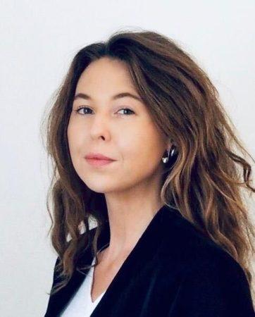 Innehållsredaktör Daniella Palm