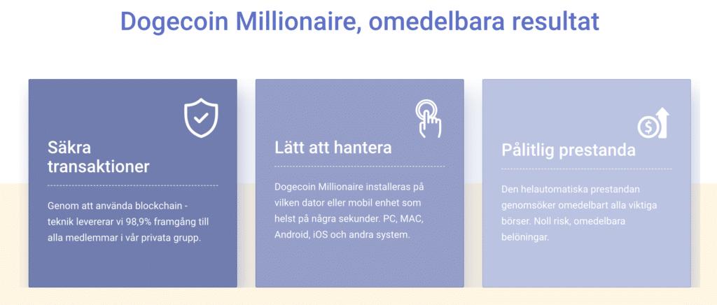 Vad är Dogecoin Millionaire